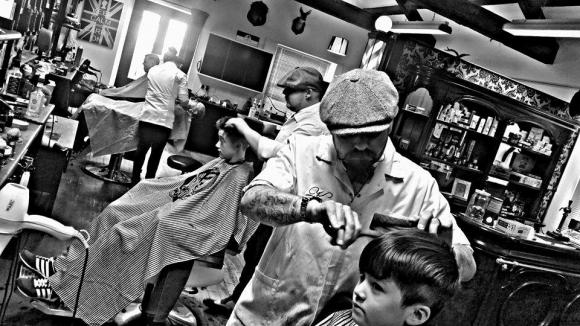 Karl Smith Barbers Barnsley